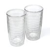 <strong>Clear 16 oz. Insulated Tumbler (Set of 2)</strong> by Tervis Tumbler