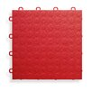 "BlockTile 12"" x 12""  Garage Flooring Tile in Red (Set of 30)"
