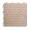 "BlockTile 12"" x 12""  Garage Flooring Tile in Beige (Set of 30)"