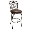 "American Heritage Canterbury 30"" Bar Stool with Cushion"