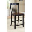 "American Heritage Belmont 24"" Bar Stool (Set of 2)"