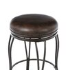 "<strong>American Heritage</strong> Romano 24"" Swivel Bar Stool"