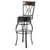 "American Heritage Starletta 34"" Swivel Bar Stool"