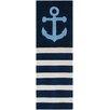 Thomas Paul Tufted Pile Sailor Blue Area Rug