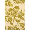 <strong>Tufted Pile Love Birds Rug</strong> by Thomas Paul