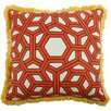 "<strong>22"" Hexagon Pillow</strong> by Thomas Paul"