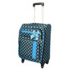 "All-Seasons Delight 19"" Carry-On Spinner Suitcase"