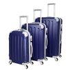 Dejuno Departures 3 Piece Luggage Set
