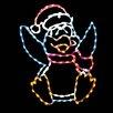 Brite Ideas Sitting Penguin LED Light