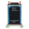 Golden Hill Studio Cabinet Chalkboard