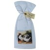 Golden Hill Studio Rooster/Hen Flour Sack Towel (Set of 3)