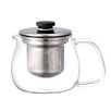 Kinto Unitea Tea Pot Stainless Steel Set