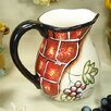 D'Lusso Designs Wine Cheese Pitcher