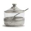 Arte Italica Anna Sugar Bowl with Lid