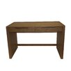 Alphason Butler Home Office Desk in Oak