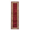 Infinity Home Barclay Red Hudson Terrace Traditional Rug