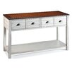 <strong>Magnussen Furniture</strong> Bellhaven Console Table