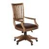 Magnussen Furniture Adler Wood Back Desk Chair
