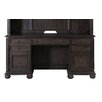 Magnussen Furniture Broughton Hall Executive Desk with 7 Drawer