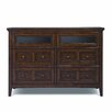 Magnussen Furniture Harrison 6 Drawer Media Dresser
