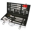 Chef Basics 18 Piece Stainless Steel BBQ Set