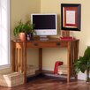 Home Etc Bellara Corner Writing Desk with 1 Drawer