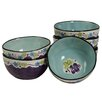 Kathy Davis Happiness Cereal Bowl (Set of 6)