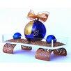 Eva Design Scarab 3 Piece Ornament Set