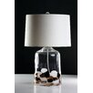 "D'Fine Lighting Mod 26"" H Table Lamp with Drum Shade"