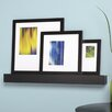 nexxt Design Citi 4 Piece Ledge and Picture Frame Set