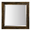 "Ryvyr Purus 24"" Mirror - Dark Walnut"