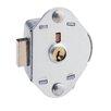 Nexel Master Lock® Built in Cylinder Lock