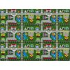Flagship Carpets Places to Go Kids Rug