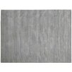 Rug Expressions Herringbone Stitch Grey Area Rug