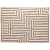 Rug Expressions Flat Weave Beige Area Rug
