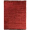 Rug Expressions Courduroy Red Area Rug