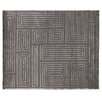 Rug Expressions Moreno Charcoal Area Rug