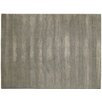 Rug Expressions Herringbone Stitch Dark Gray Area Rug