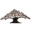 """EC World Imports 84"""" Urban Handcrafted Tree of Life Large Metal Art Wall Decor"""