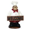 EC World Imports French Chef Figurine