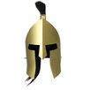 EC World Imports Antique Replica Armor Spartan King Plume Helmet