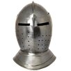 EC World Imports Antique Replica Renaissance Era Burgonet Cavalry Armor Helmet