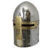 EC World Imports Antique Replica Medieval Knight Sugarloaf Armor Helmet