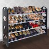 Linen Depot Direct 20 Pair Shoe Rack