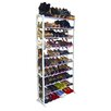 Linen Depot Direct Urban 40 Pair Shoe Rack