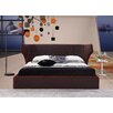 J&M Furniture Chanelle Wingback Bed