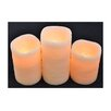 Fantastic Craft 3 Piece Pillar Candle Set
