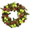 Fantastic Craft Green Apple Wreath