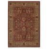 <strong>Pera All Over Mashhad Crimson/Fawn Rug</strong> by Couristan