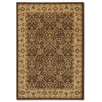 Couristan Pera Birjand Chocolate/Latte Area Rug